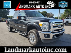 2012 FORD F250 SUPER DUTY Smithfield NC