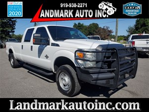 2014 FORD F250 SUPER DUTY Smithfield NC