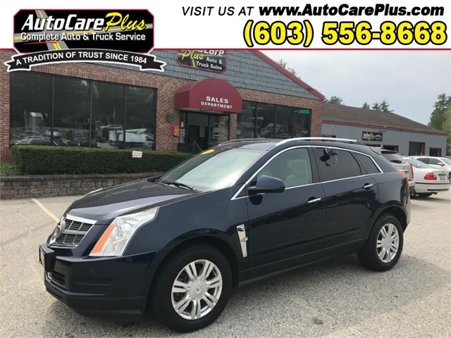 CADILLAC SRX LUXURY COLLECTION in Wolfeboro