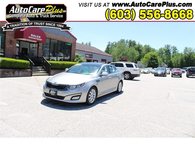KIA OPTIMA EX in Wolfeboro