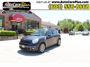 Picture of a 2013 MINI COOPER S COUNTRYMAN