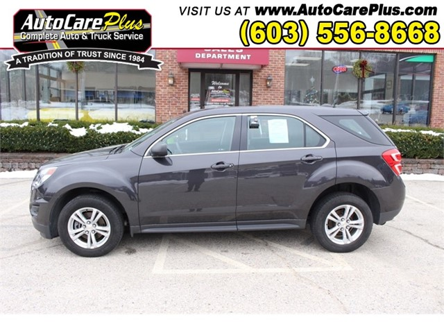 CHEVROLET EQUINOX LS in Merrimack