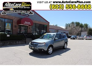 2010 SUBARU FORESTER 2.5X LIMITED Wolfeboro NH