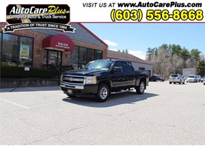 Picture of a 2011 CHEVROLET SILVERADO 1500 LS