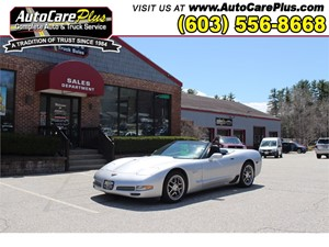 Picture of a 1998 CHEVROLET CORVETTE