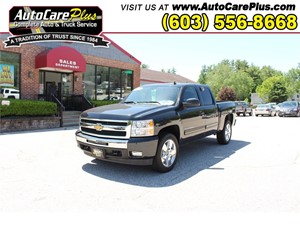 Picture of a 2009 CHEVROLET SILVERADO 1500 LT