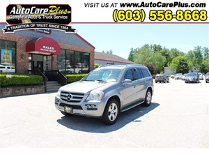 Picture of a 2011 MERCEDES-BENZ GL 450 4 MATIC