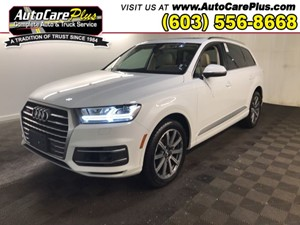 Picture of a 2018 AUDI Q7 PREMIUM PLUS