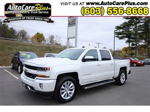 Picture of a 2017 CHEVROLET SILVERADO 1500 LT