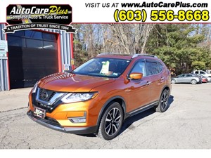 Picture of a 2018 NISSAN ROGUE SL