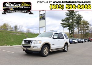 Picture of a 2007 FORD EXPLORER EDDIE BAUER