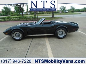 1974 CHEVROLET CORVETTE for sale by dealer