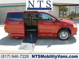 Picture of a 2014 DODGE GRAND CARAVAN SXT