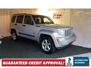 2009 JEEP LIBERTY SPORT Akron OH