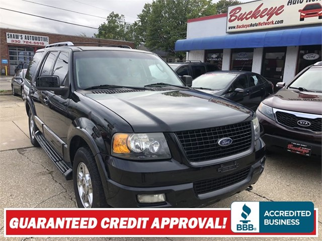 FORD EXPEDITION LIMITED in Akron