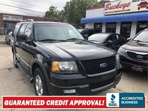 2006 FORD EXPEDITION LIMITED Akron OH