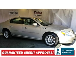2008 BUICK LUCERNE CXL Akron OH