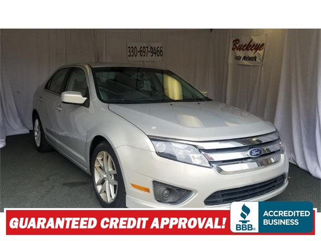 FORD FUSION SEL in Akron