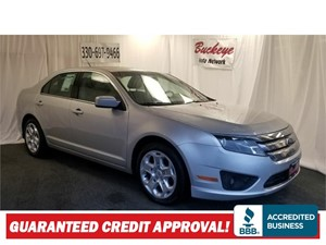 2011 FORD FUSION SE Akron OH