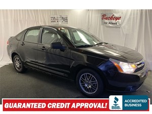 2011 FORD FOCUS SE Akron OH