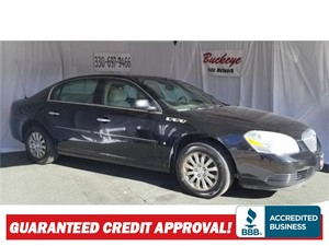 2008 BUICK LUCERNE CX Akron OH