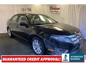 2010 FORD FUSION SEL Akron OH