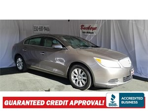 2012 BUICK LACROSSE CONVENIENCE Akron OH