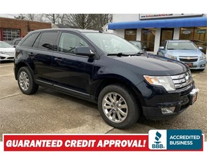 2010 FORD EDGE SEL Akron OH