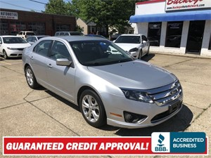 2013 FORD FUSION SE Akron OH