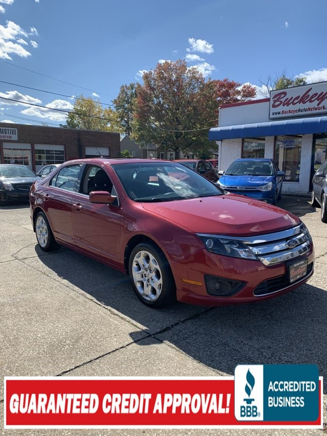FORD FUSION SE in Akron