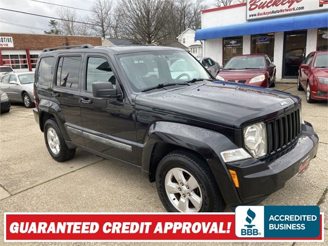 JEEP LIBERTY SPORT in Akron