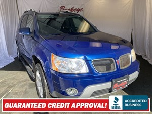 2008 PONTIAC TORRENT Akron OH