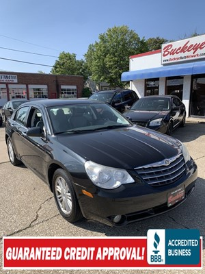 2008 CHRYSLER SEBRING LIMITED Akron OH