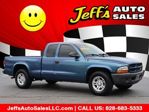 2003 Dodge Dakota SXT