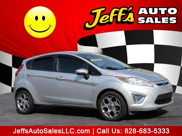 Ford Fiesta SES in Asheville