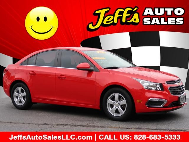 Chevrolet Cruze Limited 1LT Auto in Asheville