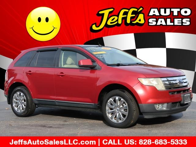 Ford Edge SEL Plus in Asheville