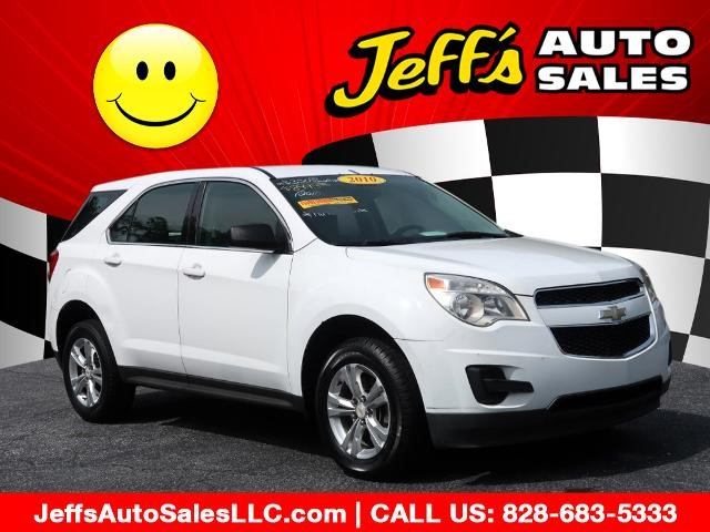 Chevrolet Equinox LS in Asheville
