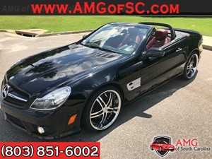 2009 MERCEDES-BENZ SL63 AMG for sale by dealer