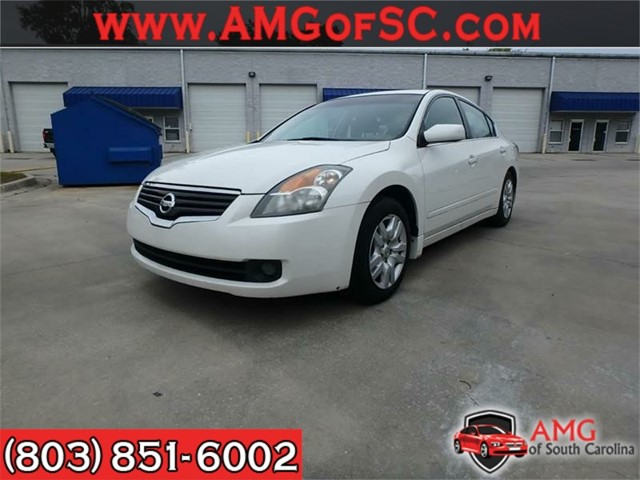 NISSAN ALTIMA 2.5/2.5 S in Columbia