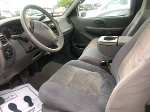 2003 FORD F150 for sale by dealer