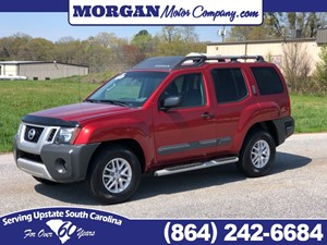 Picture of a 2014 NISSAN XTERRA X
