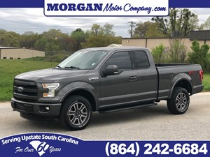 Picture of a 2015 Ford F-150 Lariat SuperCab 6.5-ft. Bed 4WD