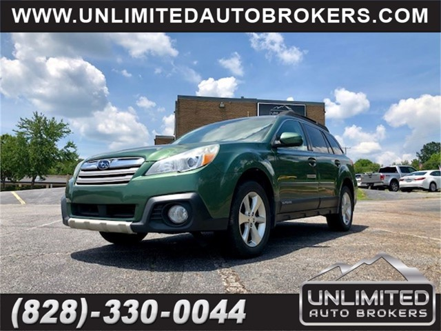 SUBARU OUTBACK 2.5I LIMITED in Hickory