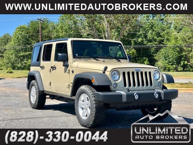 JEEP WRANGLER UNLIMITED SPORT in Hickory