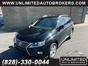 Picture of a 2013 LEXUS RX 350