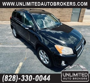 Picture of a 2009 TOYOTA RAV4 LIMITED 4WD