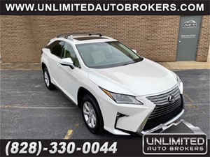 Picture of a 2016 LEXUS RX 350 LUXURY