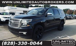 Picture of a 2017 CHEVROLET TAHOE PREMIER