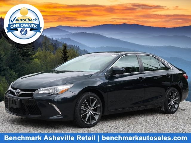 2016 Toyota Camry Xse >> 2016 Toyota Camry Xse In Asheville